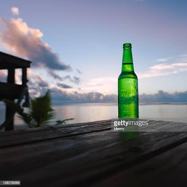Atardecer de cerveza