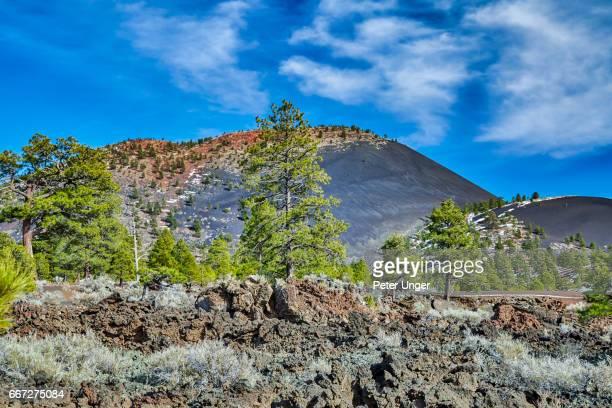 Sunset Crater Volcano National Monument, Arizona,USA