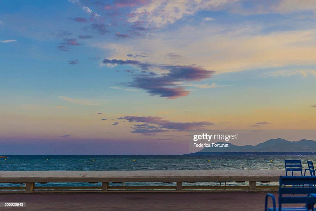 Sunset Croisette