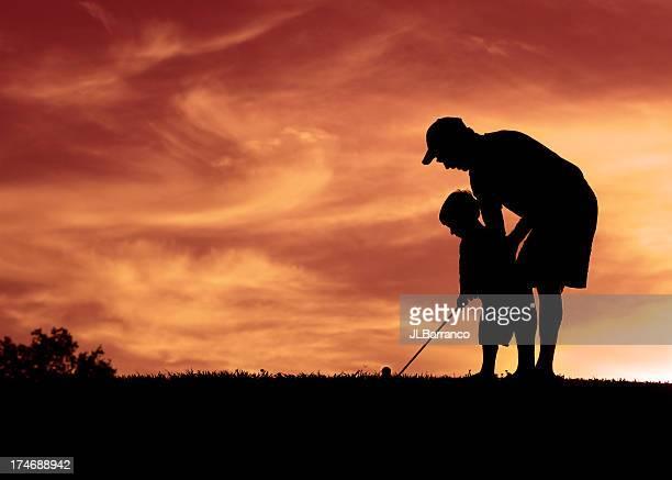 Sunset Golfers