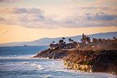 Coastal view from Encinitas.
