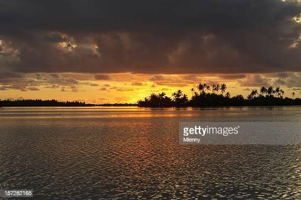 Sunset in Paradise (Keeling Islands)