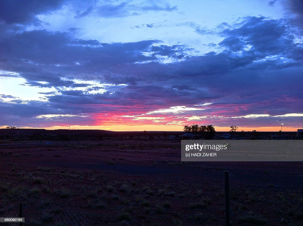 Sunset in the Outback |Leonora | Western Australia