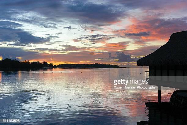 Sunset | Moorea | French Polynesia