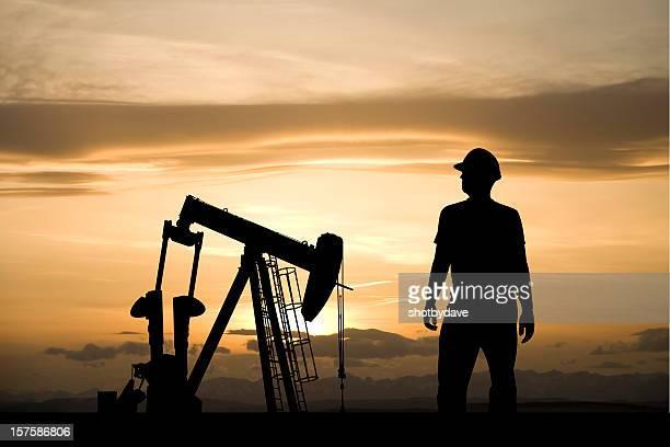 Sunset on Oil