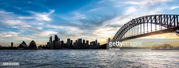 Sunset over Sydney 73 MP
