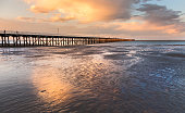 Hervey Bay Queensland is best known as the Gateway to the world heritage listed Fraser Island and as the Whale Watching Capital of the World.Also has a long pier called Uranga Pier