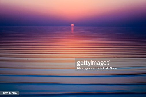 Sunset Stock Photo Getty Images