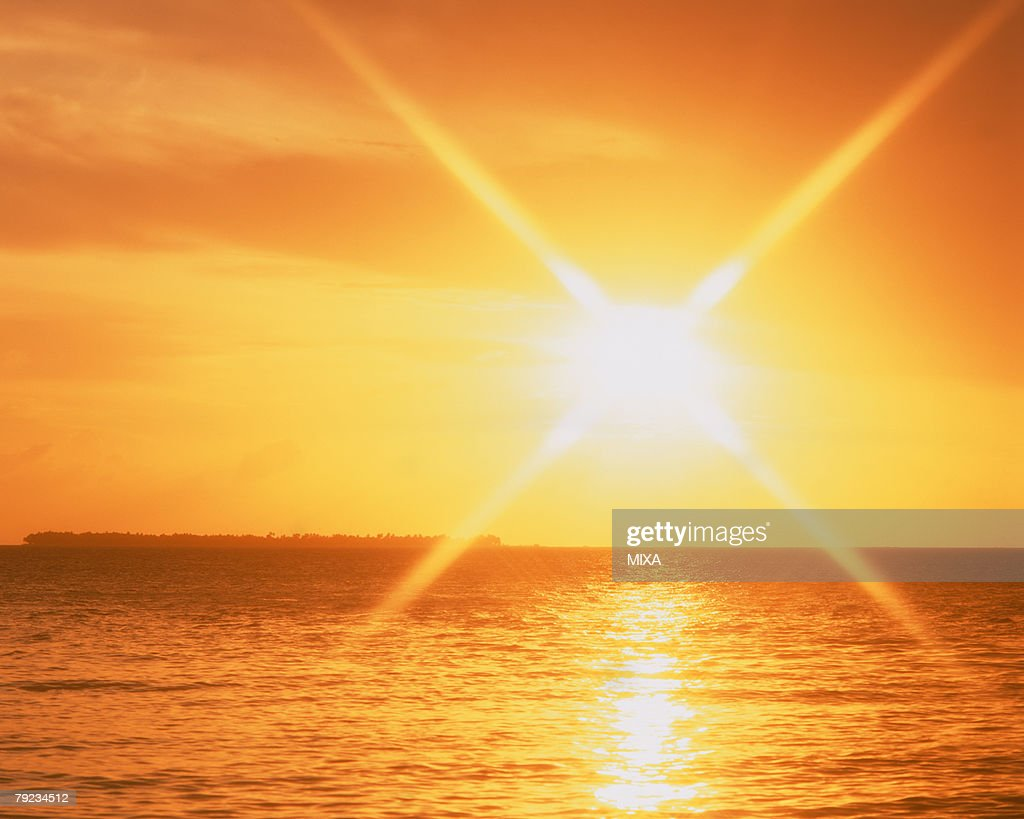 Sunset : Stock Photo