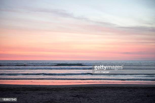 Sunset, Seminyak Beach, Seminyak, Bali