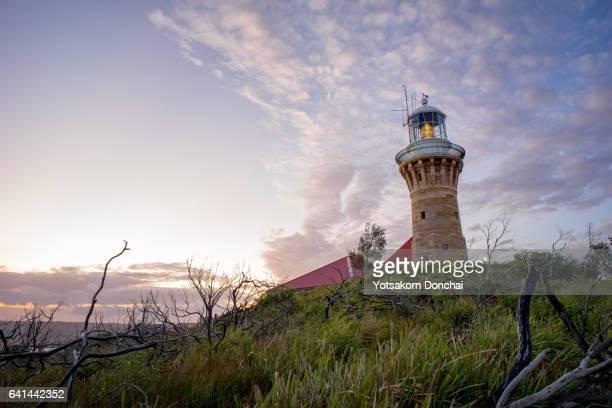 Sunset Sky from Barrenjoey Lighthouse, Palm Beach