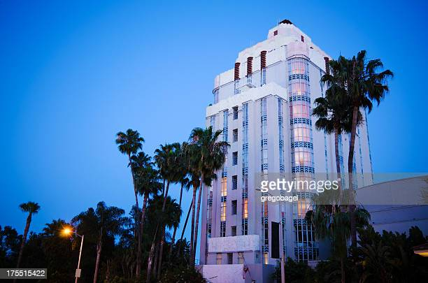 Sunset Tower Hotel in West Hollywood, CA