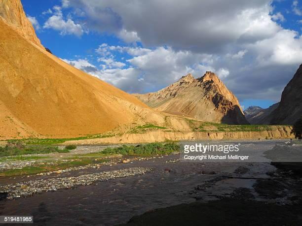 Sunset-Kanji-Zanskar Trek-Ladakh-India