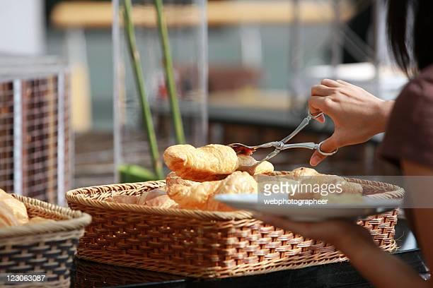 Sunshine croissants