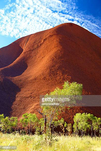 Sunshine On Uluru