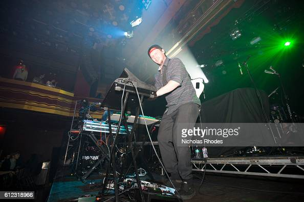 SunSquabi performs at Girls Boys at Webster Hall on February 26 2016