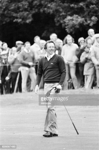 SuntoryWorld Match Play Championship at Wentworth Friday 7th October 1983 Hale Irwin