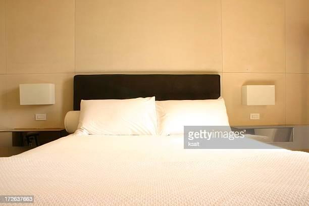sunwashed bed