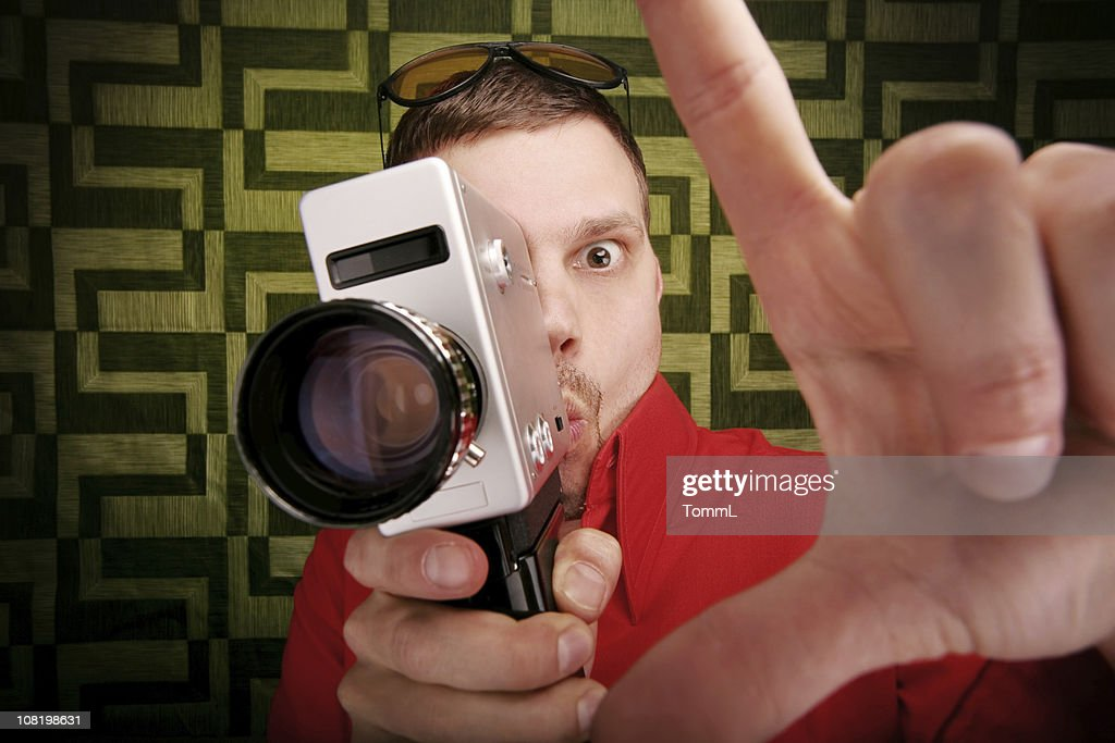 Super 8 porn : Stock Photo