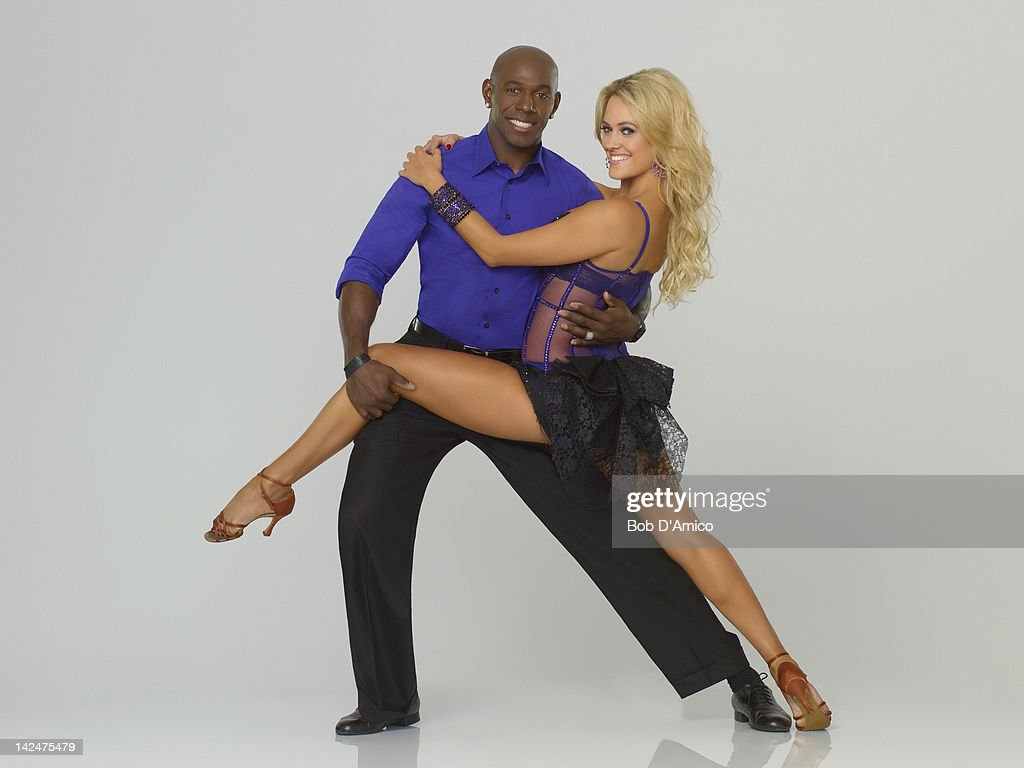 STARS - (EXCLUSIVE TO GETTY IMAGES UNTIL APRIL 19, 2012) DONALD DRIVER & PETA MURGATROYD - Super Bowl champion Donald Driver joins Peta Murgatroyd, who returns for her second season as a professional partner. The two-hour season premiere of 'Dancing with the Stars' airs MONDAY, MARCH 19 (8:00-10:01 p.m., ET) on the ABC Television Network.