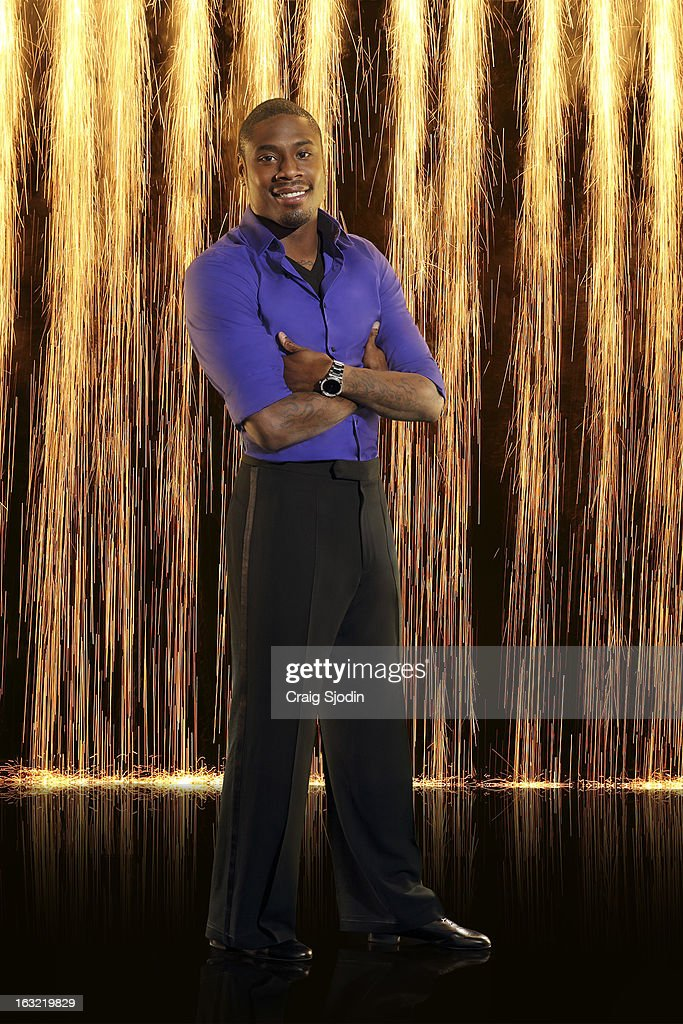 JONES -- Super Bowl Champion Jacoby Jones partners with Karina Smirnoff. The two-hour season premiere of 'Dancing with the Stars' airs MONDAY, MARCH 18 (8:00-10:01 p.m., ET) on the ABC Television Network.