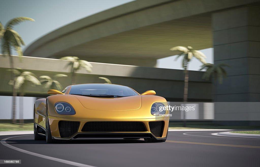 Super Car : Stock Photo