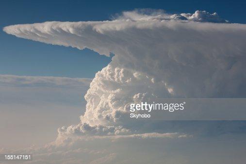 Super Cell Thunderstorm