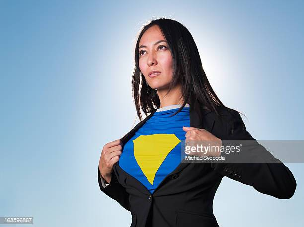 Super Hero Business Women