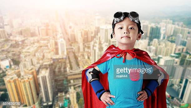 Super hero in shenzhen