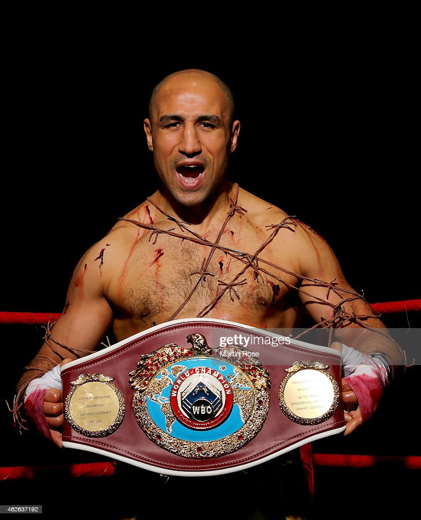 Arthur Abraham - Portrait Session