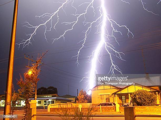 Superb lightning bolt