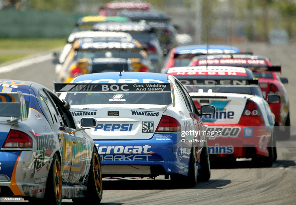 Supercars Round Race Two And Three Photos And Images