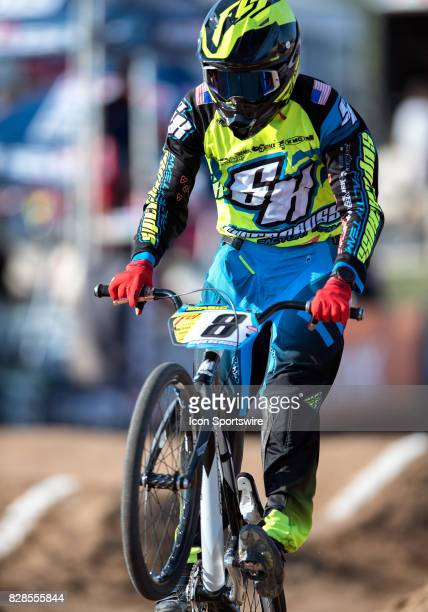 Supercross BMX's George Goodall finished second in the 4650 Cruiser class at the USA BMX Mile High Nationals on August 6 at Grand Valley BMX in Grand...
