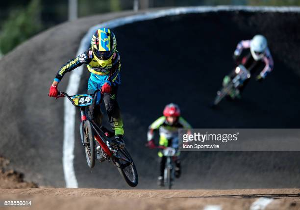 Supercross BMX's Justin Seitz took the win in the 1112 Open and second in the 12 Expert class at the USA BMX Mile High Nationals on August 6 at Grand...