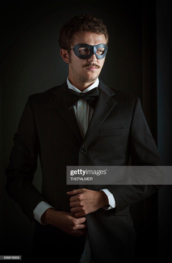 Superhéroe : Foto de stock
