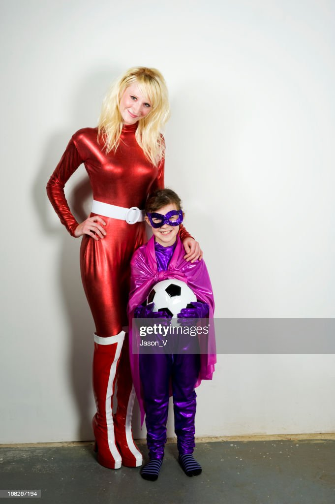 Superhero Soccer Mom