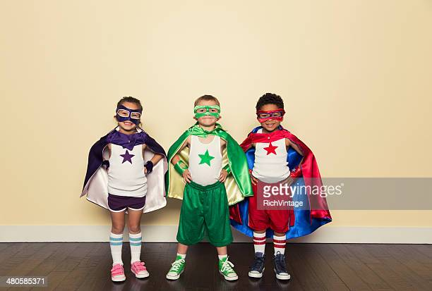 Les super héros