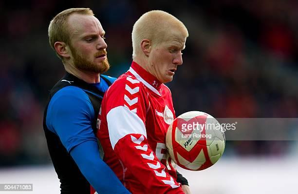 Superliga Thomas Mikkelsen VB Vejle Boldklub Lasse Kronborg HB Køge Lars Rønbøg / Viasatdivisionen