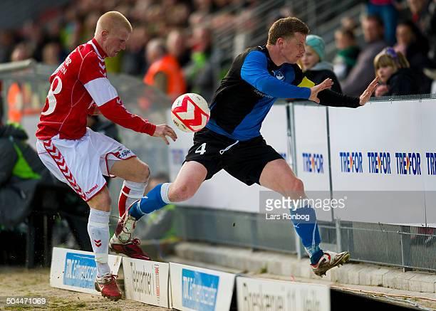 Superliga Thomas Mikkelsen VB Vejle Boldklub Thomas G Christensen HB Køge Lars Rønbøg / Viasatdivisionen