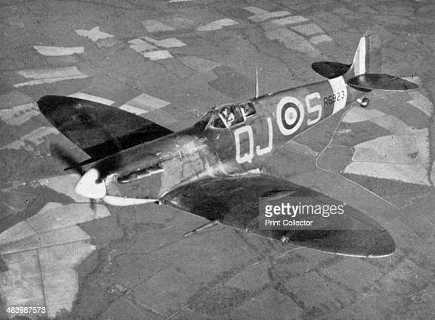 Supermarine Spitfire Mk Vb 1941 The iconic British Second World War fighter was designed by Reginald Mitchell Powered by a RollsRoyce Merlin engine...