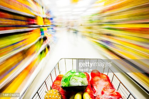 Supermarket abstract