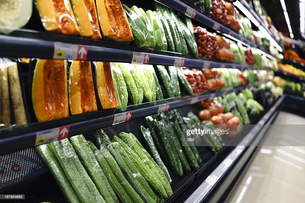Supermarket : Stock Photo