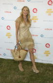 Supermodel Christie Brinkley attends the 13th Annual Super Saturday event at Nova's Ark Project on July 31 2010 in Water Mill New York