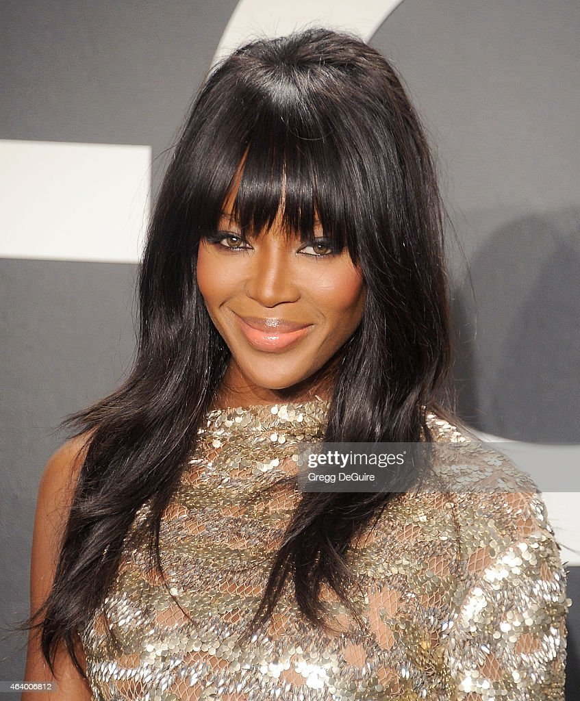 Supermodel <a gi-track='captionPersonalityLinkClicked' href=/galleries/search?phrase=Naomi+Campbell&family=editorial&specificpeople=171722 ng-click='$event.stopPropagation()'>Naomi Campbell</a> arrives at the Tom Ford Autumn/Winter 2015 Womenswear Collection Presentation at Milk Studios on February 20, 2015 in Los Angeles, California.