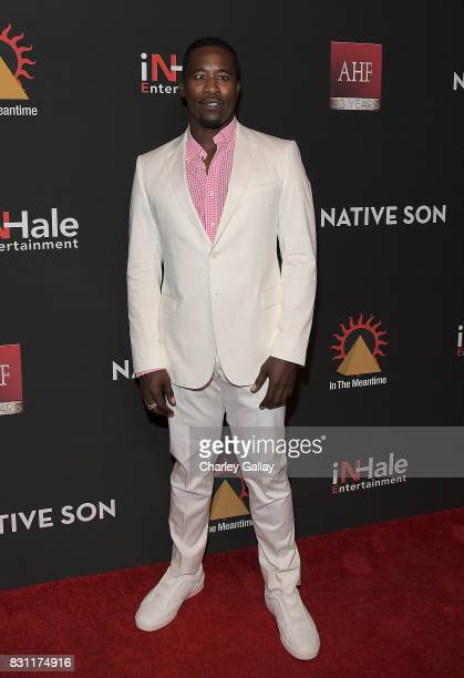 Superstar Storyteller Award winner Daniel Beaty attends AIDS Healthcare Foundation iNHale Entertainment Partner To Host 'INside | OUTside Celebrating...