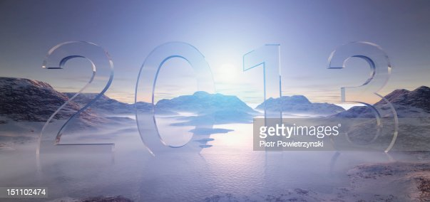 Superstition about Year 2013 : Stock Photo