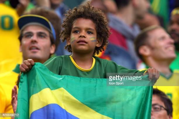 Supporter BRESIL Bresil / Japon Coupe du Monde 2006