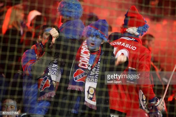 Supporter en colere Lyon / Concarneau Match annule a cause du terrain gele Coupe de France