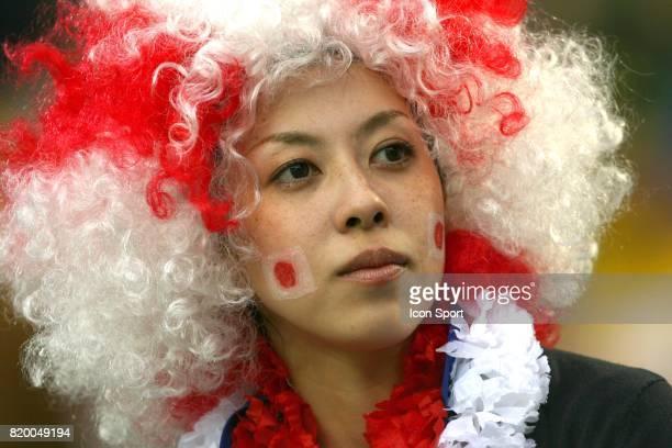 Supporter JAPON Bresil / Japon Coupe du Monde 2006