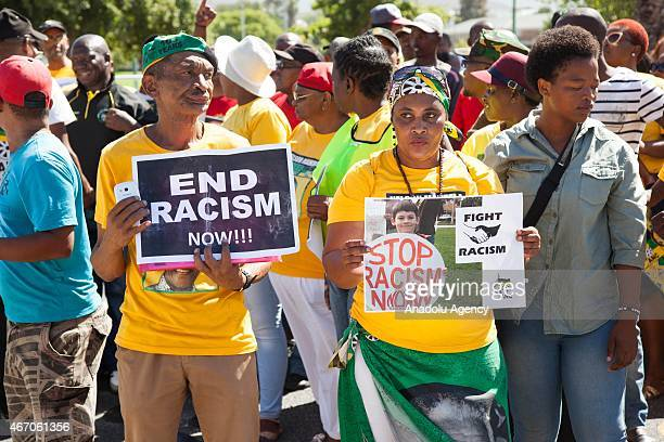 discrimination against south africa essay The group faced severe discrimination during the apartheid regime and economic sanctions against south africa were also frequently debated as an.